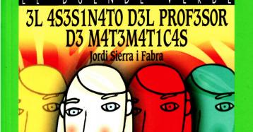 El Asesinato del Profesor de Matemáticas - Jordi Sierra.pdf